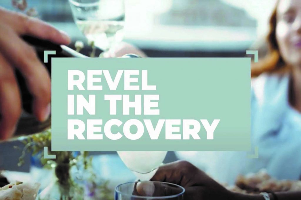 Revel in the Recovery