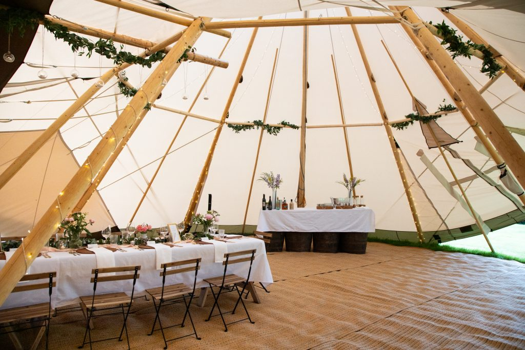micro weddings and events